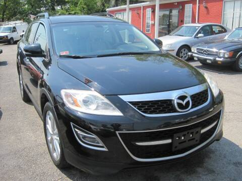 2012 Mazda CX-9 for sale at Zinks Automotive Sales and Service - Zinks Auto Sales and Service in Cranston RI