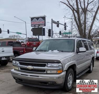 2006 Chevrolet Suburban for sale at Corridor Motors in Cedar Rapids IA