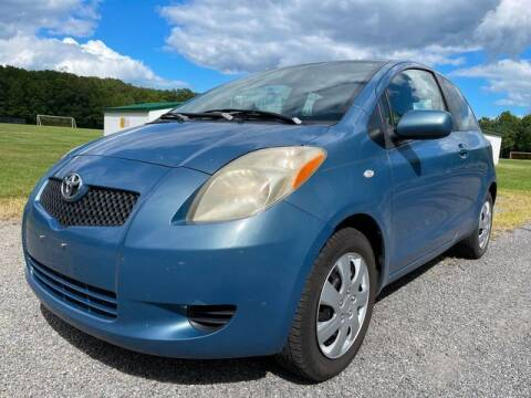 2007 Toyota Yaris for sale at GOOD USED CARS INC in Ravenna OH