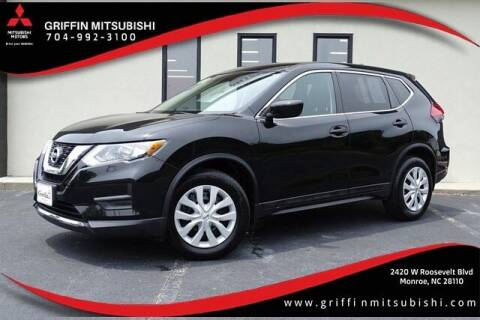 2017 Nissan Rogue for sale at Griffin Mitsubishi in Monroe NC
