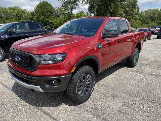 2021 Ford Ranger for sale in Humboldt, TN