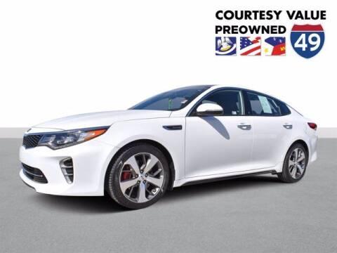 2017 Kia Optima for sale at Courtesy Value Pre-Owned I-49 in Lafayette LA