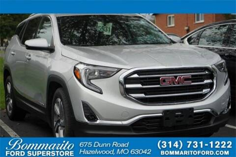 2019 GMC Terrain for sale at NICK FARACE AT BOMMARITO FORD in Hazelwood MO