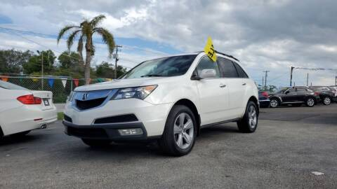2010 Acura MDX for sale at GP Auto Connection Group in Haines City FL