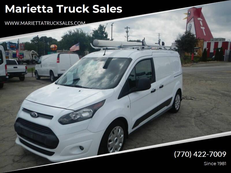 2015 Ford Transit Connect Cargo for sale at Marietta Truck Sales in Marietta GA