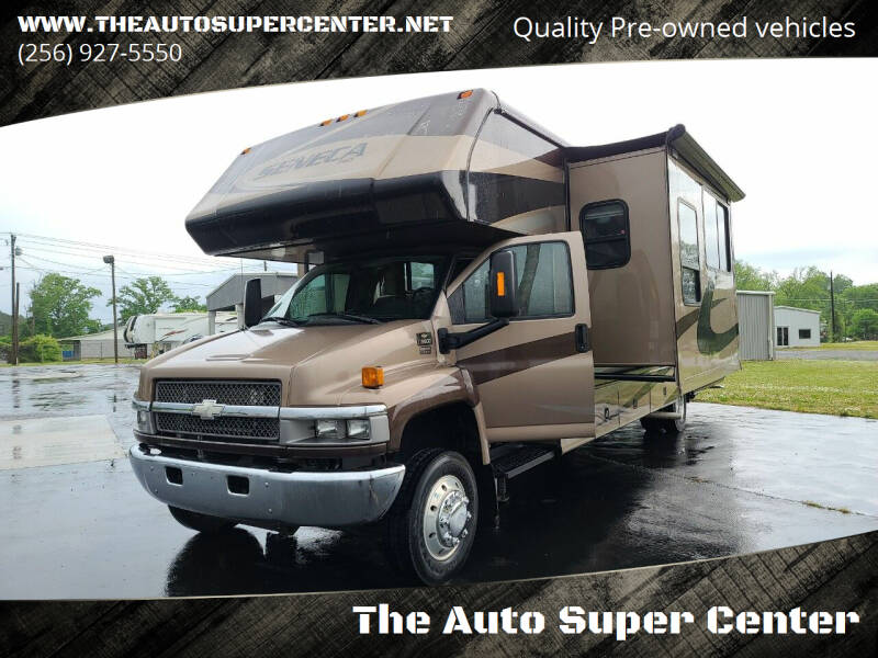 2007 Jayco Seneca for sale at The Auto Super Center in Centre AL
