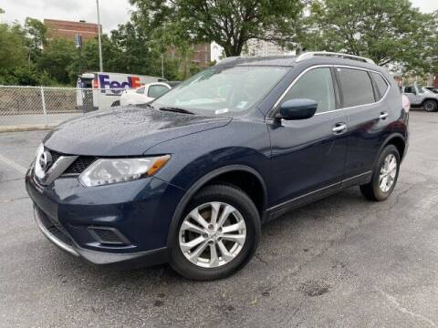 2016 Nissan Rogue for sale at Sonias Auto Sales in Worcester MA