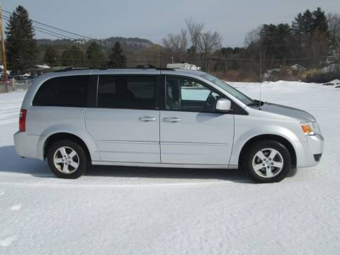 2010 Dodge Grand Caravan for sale at Saratoga Motors in Gansevoort NY