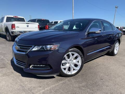 2019 Chevrolet Impala for sale at Superior Auto Mall of Chenoa in Chenoa IL