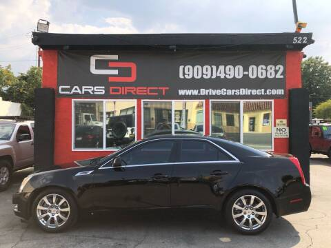 2008 Cadillac CTS for sale at Cars Direct in Ontario CA