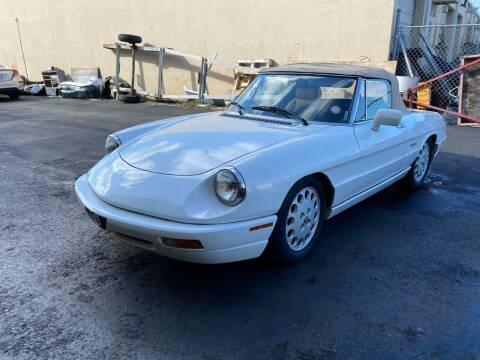 1991 Alfa Romeo Spider for sale at American Classics Autotrader LLC in Pompano Beach FL