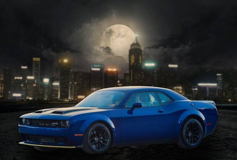 2019 Dodge Challenger for sale at Online Auto Connection in West Seneca NY
