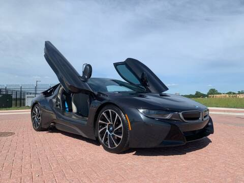 2015 BMW i8 for sale at Dream Lane Motors in Euless TX