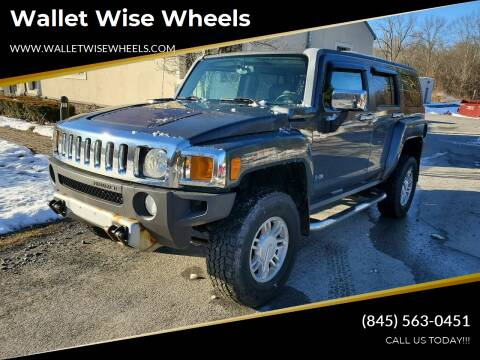2008 HUMMER H3 for sale at Wallet Wise Wheels in Montgomery NY