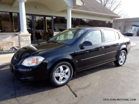 2008 Chevrolet Cobalt for sale at DEALS UNLIMITED INC in Portage MI