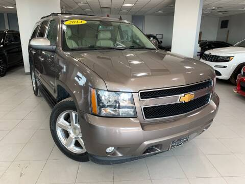 2014 Chevrolet Tahoe for sale at Auto Mall of Springfield in Springfield IL