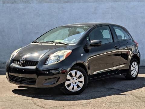 2009 Toyota Yaris for sale at Divine Motors in Las Vegas NV