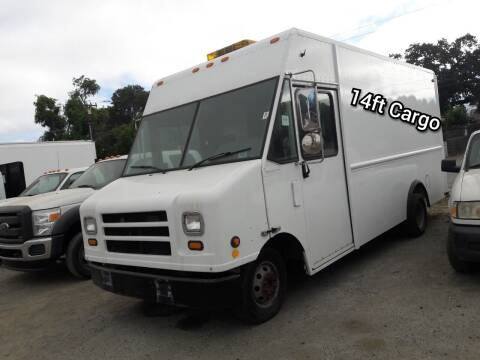 2006 Ford E-Series Chassis for sale at DOABA Motors in San Jose CA