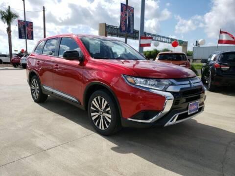 2020 Mitsubishi Outlander for sale at All Star Mitsubishi in Corpus Christi TX