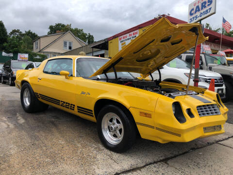 1979 Chevrolet Camaro for sale at Deleon Mich Auto Sales in Yonkers NY