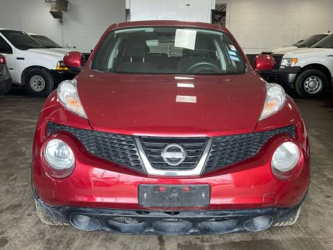 2013 Nissan JUKE for sale at Ricky Auto Sales in Houston TX