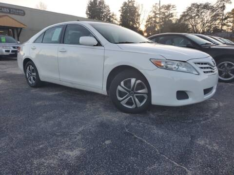 2010 Toyota Camry for sale at Ron's Used Cars in Sumter SC