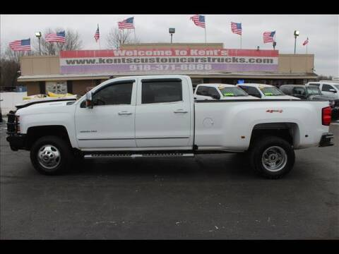 2018 Chevrolet Silverado 3500HD for sale at Kents Custom Cars and Trucks in Collinsville OK