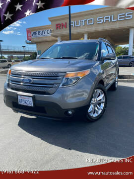 2011 Ford Explorer for sale at RN Auto Sales Inc in Sacramento CA