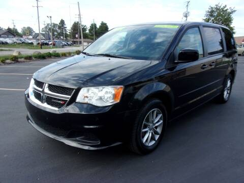 2016 Dodge Grand Caravan for sale at Ideal Auto Sales, Inc. in Waukesha WI