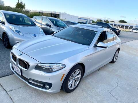 2015 BMW 5 Series for sale at Destination Motors in Temecula CA
