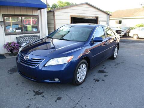 2007 Toyota Camry for sale at TRI-STAR AUTO SALES in Kingston NY