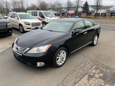 2010 Lexus ES 350 for sale at Candlewood Valley Motors in New Milford CT