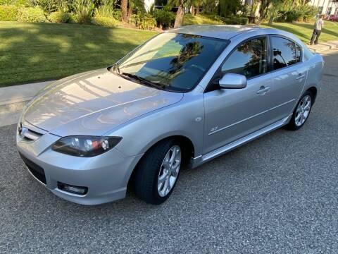 2009 Mazda MAZDA3 for sale at Donada  Group Inc in Arleta CA