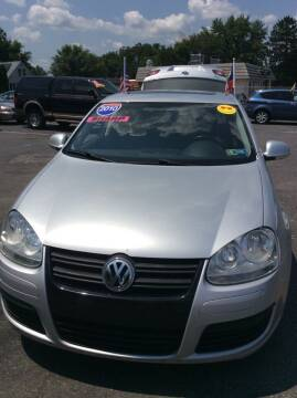 2010 Volkswagen Jetta for sale at Lancaster Auto Detail & Auto Sales in Lancaster PA