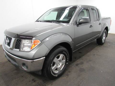 2008 Nissan Frontier for sale at Automotive Connection in Fairfield OH