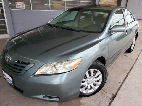 2007 Toyota Camry for sale at Car Planet Inc. in Milwaukee WI