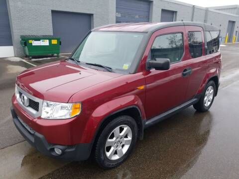 2011 Honda Element for sale at The Car Buying Center in St Louis Park MN