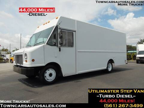 2007 Utilimaster Workhorse for sale at Town Cars Auto Sales in West Palm Beach FL