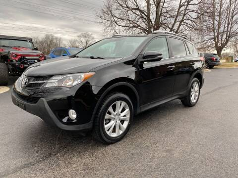 2013 Toyota RAV4 for sale at VK Auto Imports in Wheeling IL