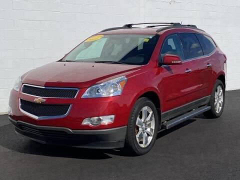 2012 Chevrolet Traverse for sale at TEAM ONE CHEVROLET BUICK GMC in Charlotte MI
