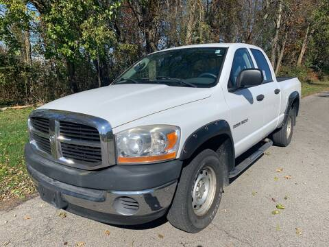 2006 Dodge Ram Pickup 1500 for sale at Trocci's Auto Sales in West Pittsburg PA