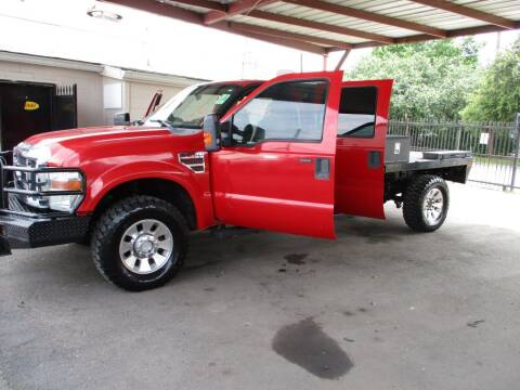 2009 Ford F-350 Super Duty for sale at Metroplex Motors Inc. in Houston TX