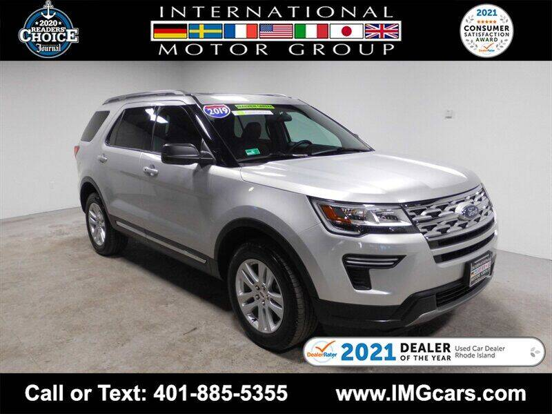 2019 Ford Explorer for sale at International Motor Group in Warwick RI