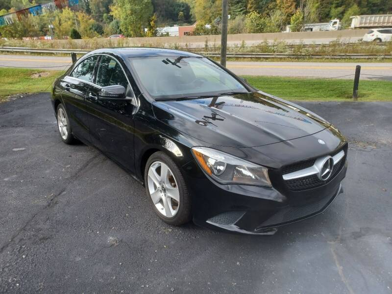 2015 Mercedes-Benz CLA for sale at W V Auto & Powersports Sales in Charleston WV