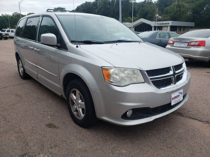 2011 Dodge Grand Caravan for sale at Gordon Auto Sales LLC in Sioux City IA