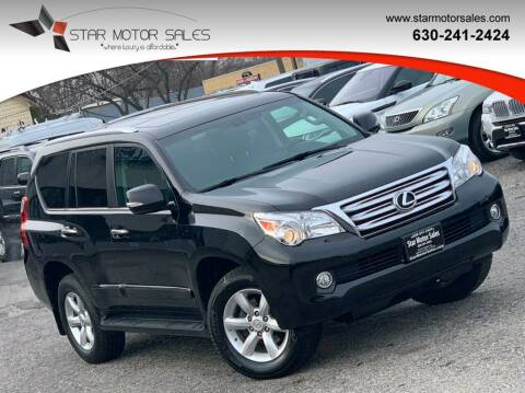 2012 Lexus GX 460 for sale at Star Motor Sales in Downers Grove IL