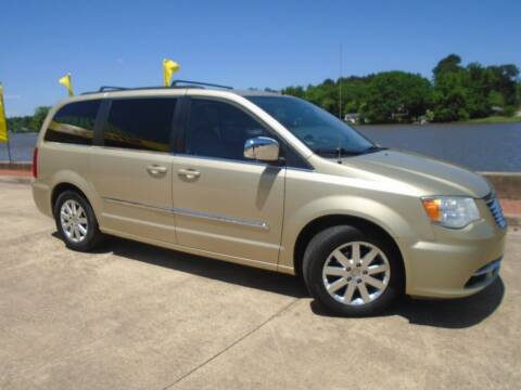 2011 Chrysler Town and Country for sale at Lake Carroll Auto Sales in Carrollton GA