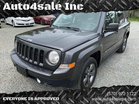 2015 Jeep Patriot for sale at Auto4sale Inc in Mount Pocono PA