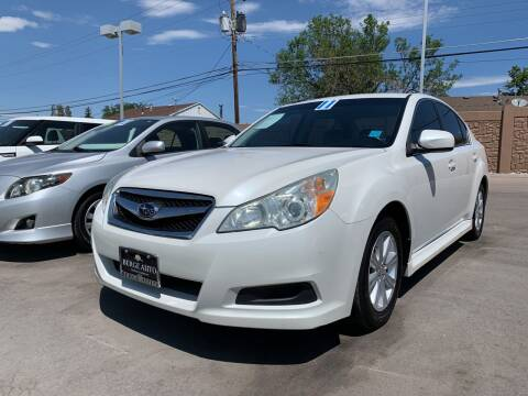 2011 Subaru Legacy for sale at Berge Auto in Orem UT