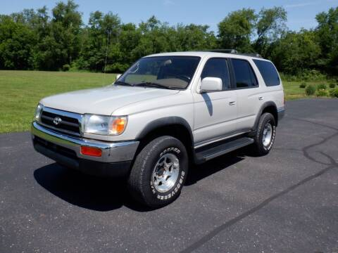 1996 Toyota 4Runner for sale at MIKES AUTO CENTER in Lexington OH